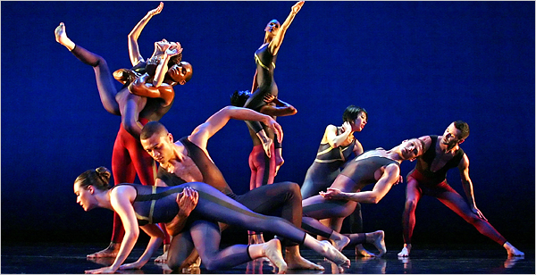 Pascal Rioult Dance Theater - Dance - Review - The New ...