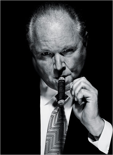 Rush Limbaugh Is Just Getting Warmed Up The New York Times
