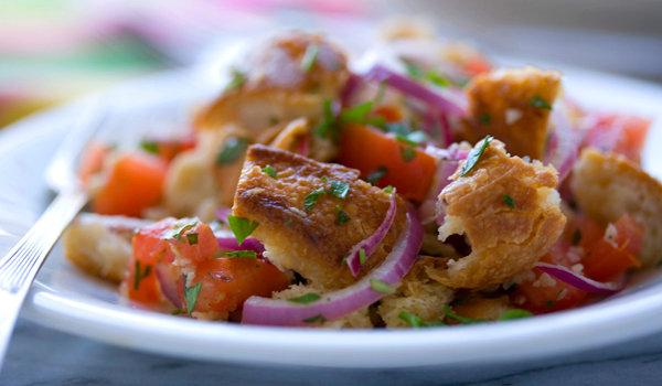 Italian Bread Salad (Panzanella) Recipe - NYT Cooking
