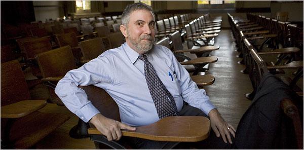 Professor and Columnist Wins Economics Nobel - The New ...