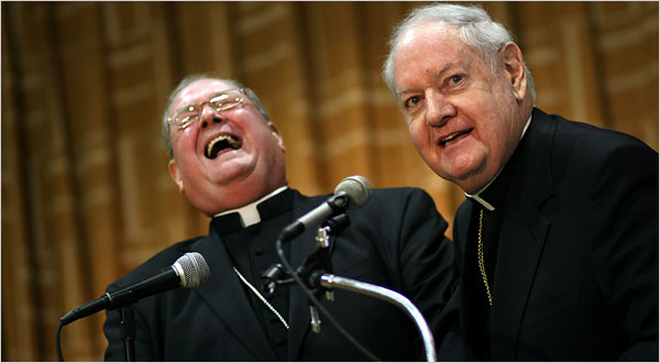 Timothy M. Dolan of Milwaukee, a Genial Archbishop for New ...