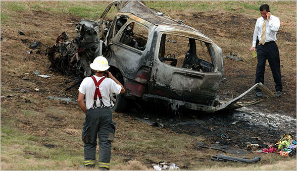 Driver in Crash That Killed 8 in Westchester Was Drunk ...
