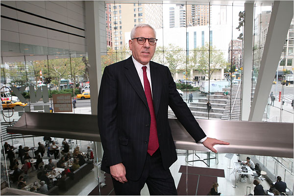 David M. Rubenstein Gives $10 Million to Lincoln Center ...