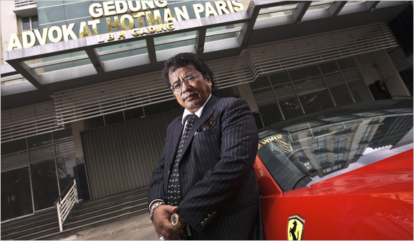 A Top Indonesian Lawyer May Be Honest To A Fault