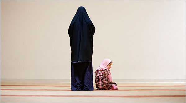 For American Muslims Choosing To Wear The Veil Poses