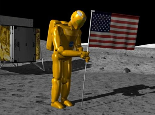 NASA Team Has Plan to Send a Robot to the Moon - The New ...