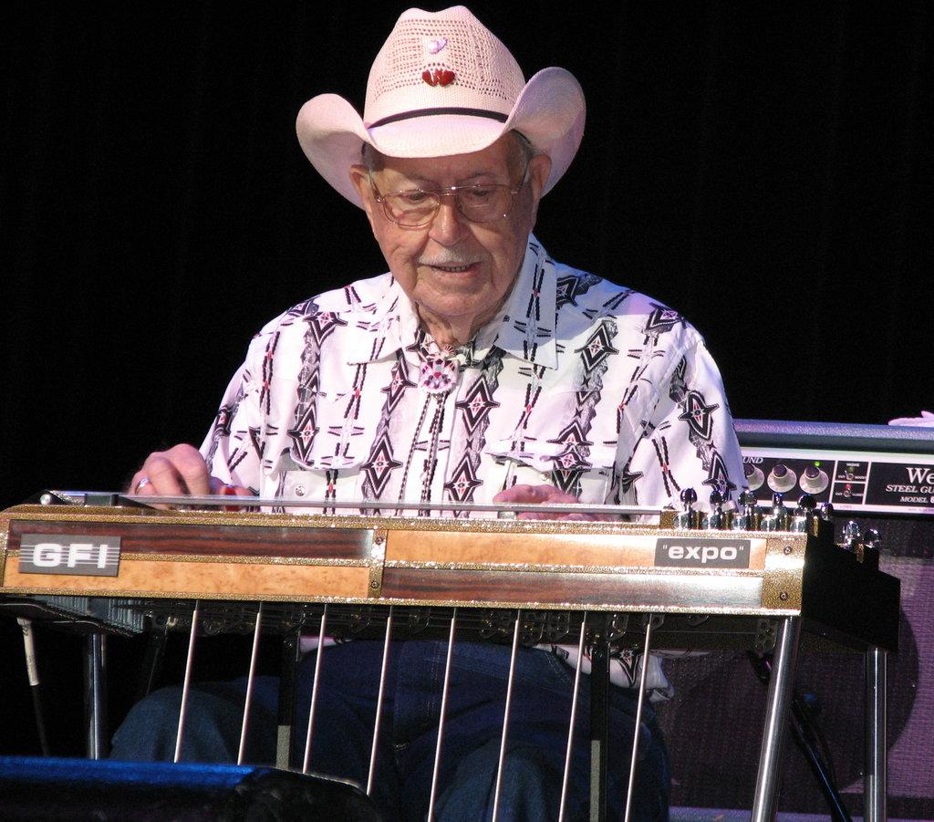 Willie Nelson Guitar Sound