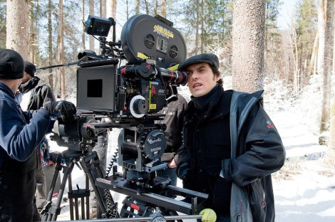 Image result for joe wright on set