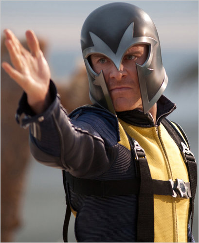 Image result for magneto first class