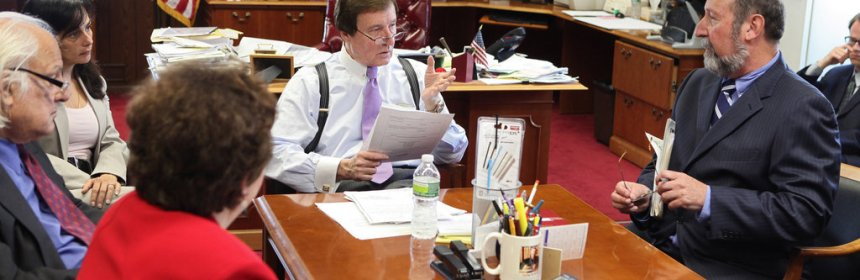 In New York Malpractice Negotiations Offer Way To Curb