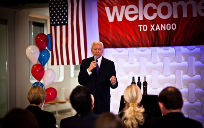 Image result for Orrin hatch and XanGo