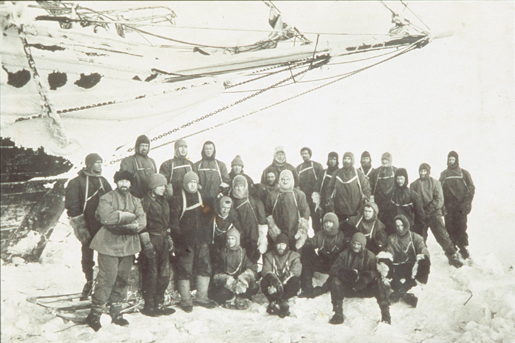 Leadership Lessons From the Shackleton Expedition   The New York Times Leadership Lessons From the Shackleton Expedition