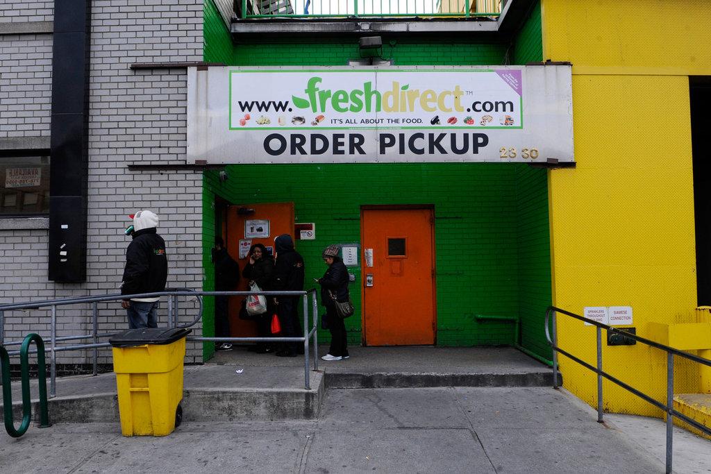 Fresh Direct Jersey City