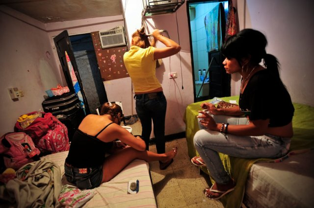 Cartagena Has A Thriving And Legal Prostitution Business Much Of It Oriented Toward Foreign Tourists Credit Meridith Kohut For The New York Times
