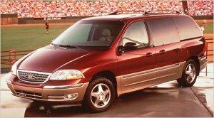 LongRunning Recalls of Ford Windstar Minivan Are Expanded