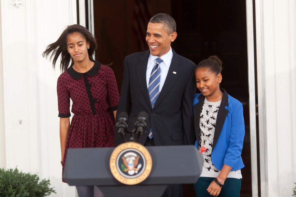 2012 Election President Obama Re