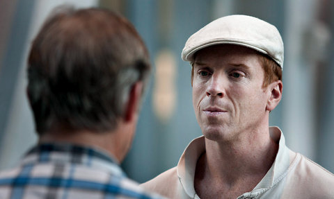 "Damian Lewis in a scene from ""Homeland."""