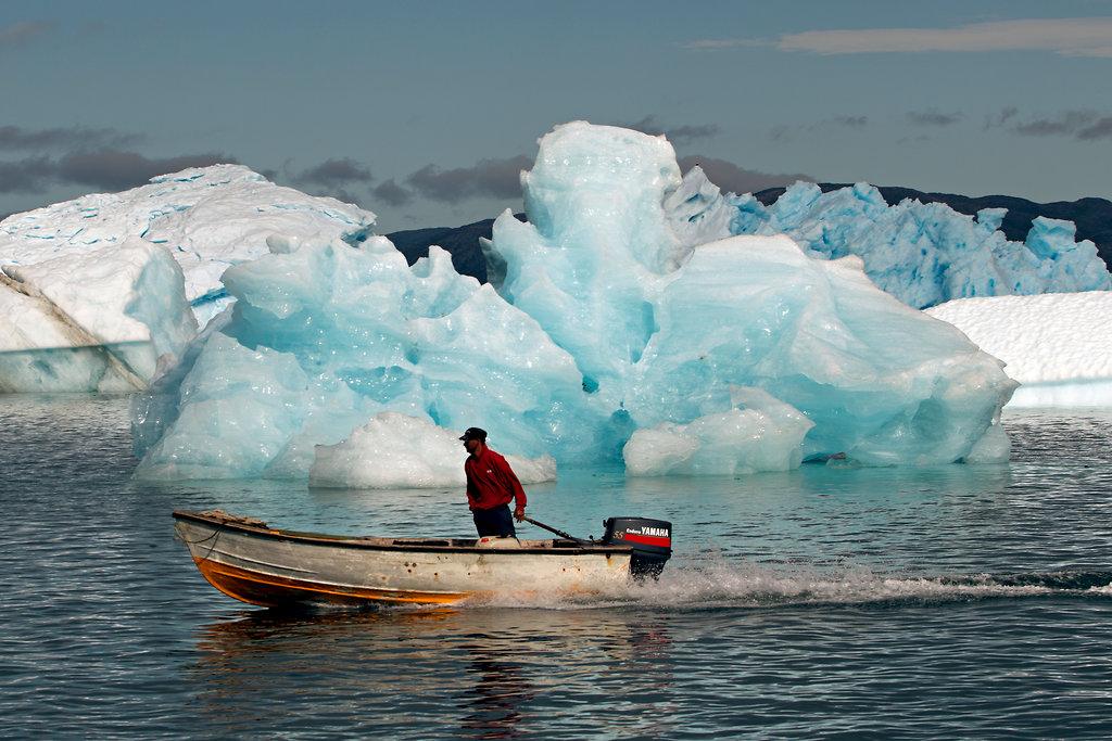 全球變暖對格陵蘭是福是禍? - 紐約時報中文網