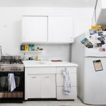In A Tiny Brooklyn Kitchen Room For Lots Of Ideas The New York Times
