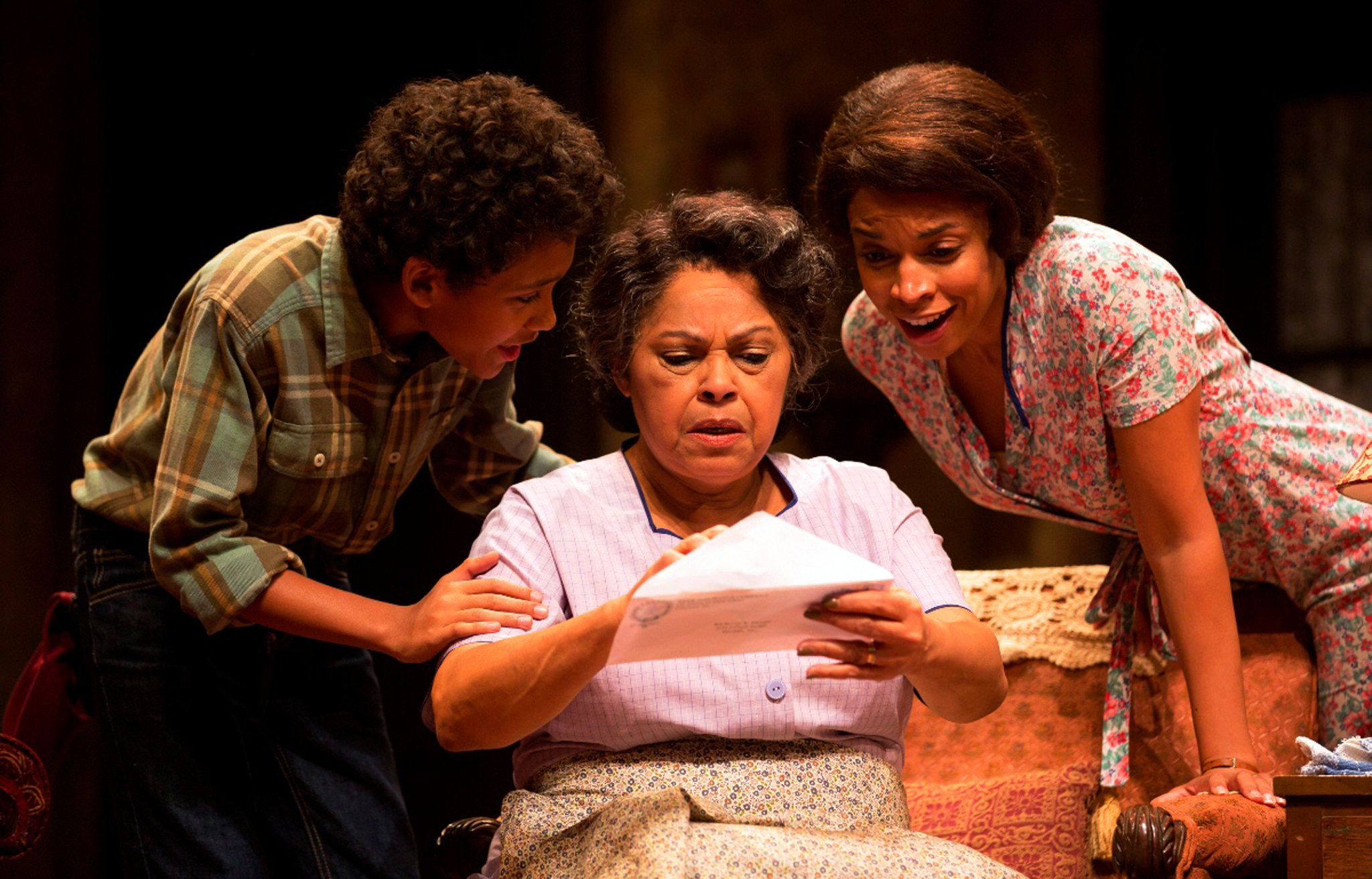 A Review Of A Raisin In The Sun At The Westport Country