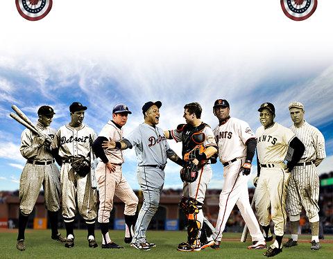 A Historic Baseball Matchup - The New York Times