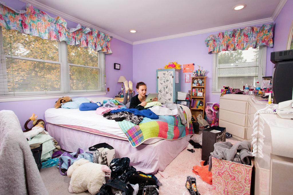 Teenage Bedroom as Battleground - The New York Times on Teenage Bedroom  id=82013