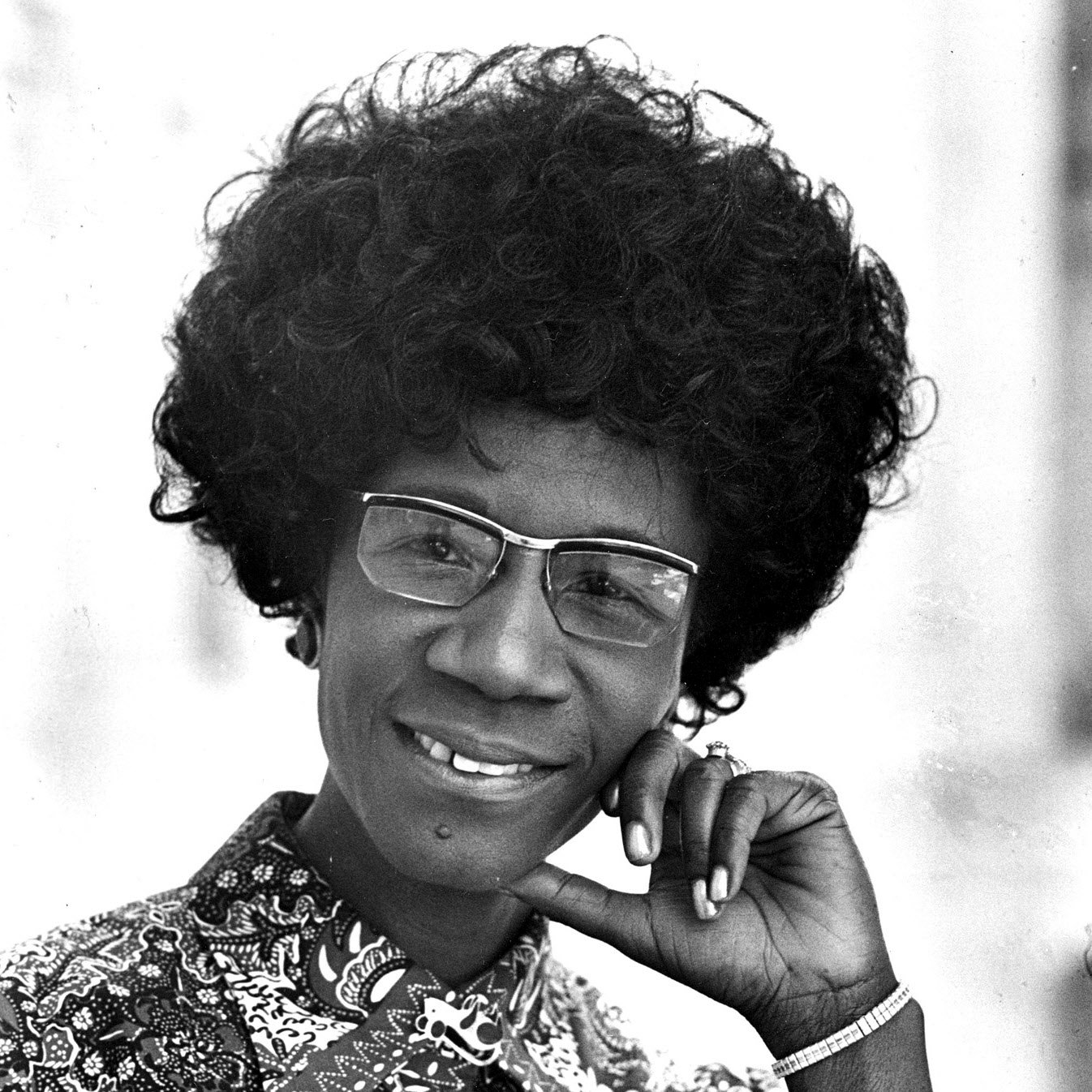 How Are You Celebrating Shirley Chisholm Day