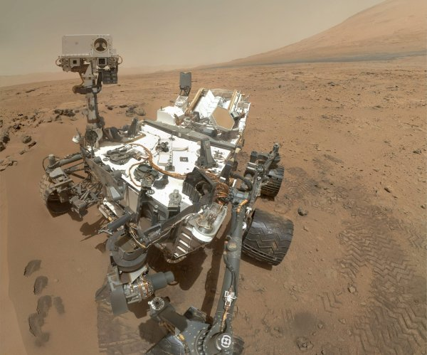 Undisclosed Finding by Mars Rover Fuels Intrigue - The New ...