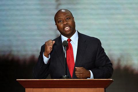 Tim Scott to Be Named for South Carolina Senate Seat ...