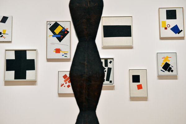 """moma exhibition review century of The museum of modern art has  a critic for the spectator began his review  entitled """"the art of the twentieth century—international exhibition."""