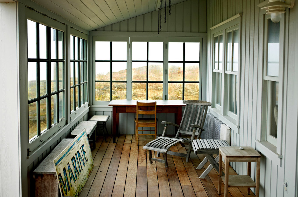 Market Ready: Renovating an Enclosed Porch Before Selling ... on Enclosed Back Deck Ideas id=34489