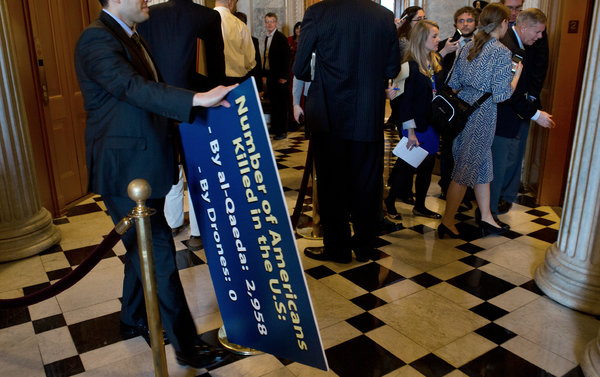 McCain and Graham Assail Colleague's Filibuster Over ...