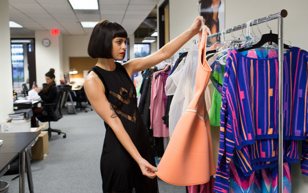 Nasty Gal An Online Start Up Is A Fast Growing Retailer