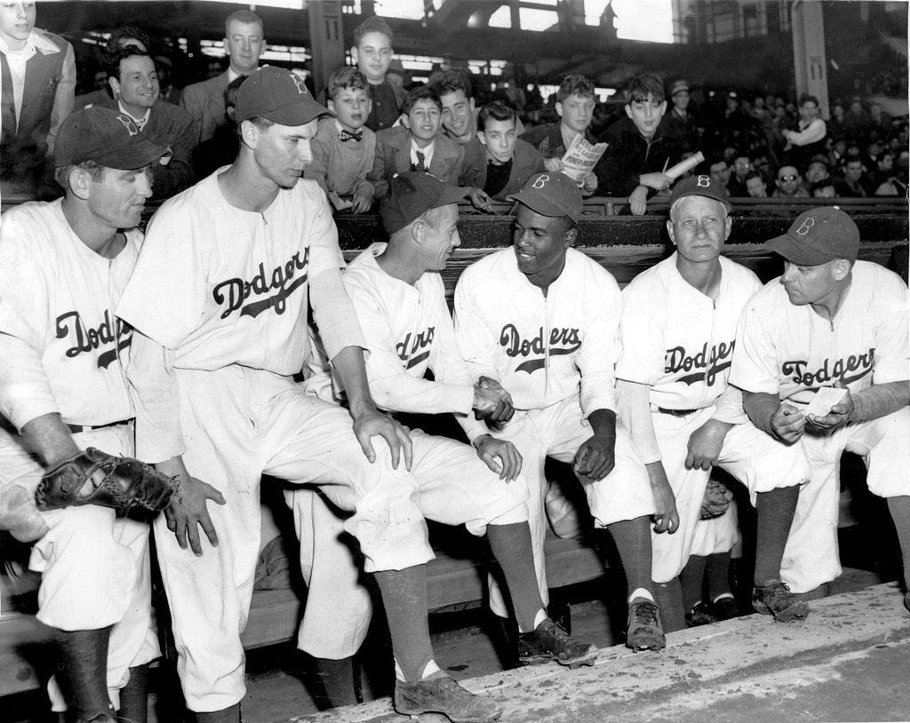 Jackie Robinson The Hero In 42