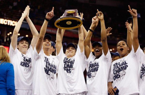 UConn's Eighth National Title, Built on Spirit, Not Stars ...