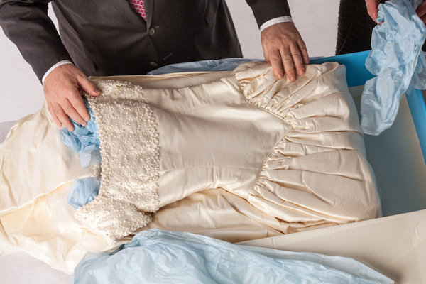 Proper Care For Wedding Gowns