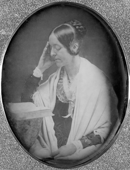 Daguerrotype of Margaret Fuller, 1846.CreditHoughton Library, Harvard University
