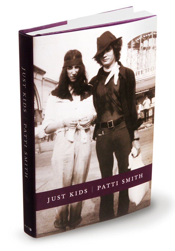A Live Conversation About 'Just Kids' by Patti Smith - The ...