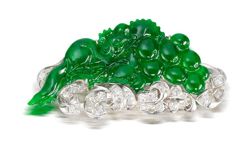 Jade Becomes Rarer Amid Demand From China The New York Times