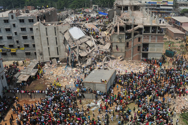 Image result for Savar building collapse