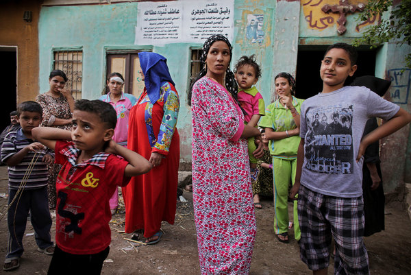 Islamists Press Blasphemy Cases in a New Egypt - The New ...