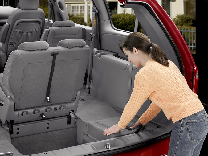 2012 Caravan Dodge Dimensions