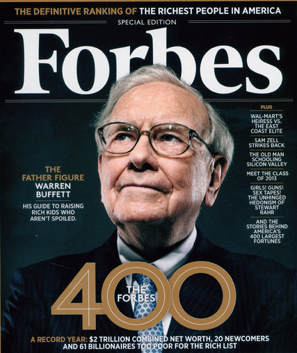 Forbes Says It Is for Sale - The New York Times