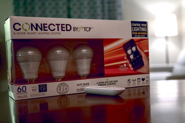 review tcp smart led lighting system