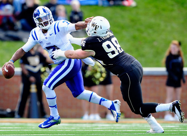 At Duke, Football Is the New Basketball - The New York Times