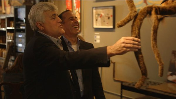 Jay and Dave, With Jerry in the Middle - Video - NYTimes.com