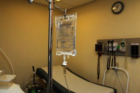 IV drug shortages