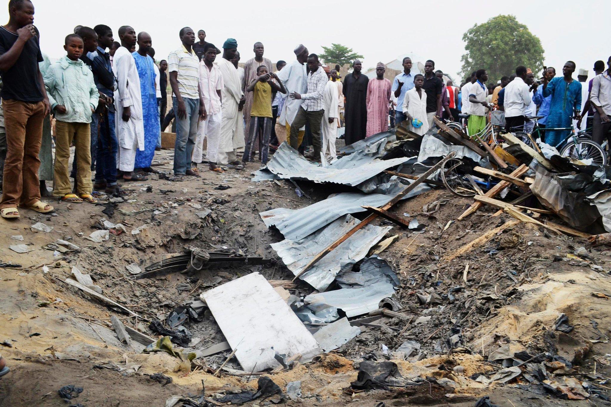 Muslims Massacre Children Watching Soccer Match In Nigeria