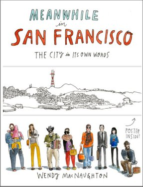 meanwhile in san francisco books about san francisco