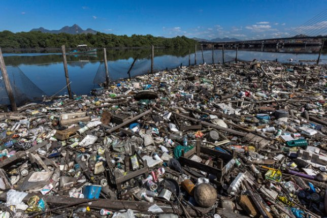 pollution water brazil